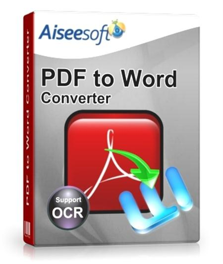 Aiseesoft PDF to Word Converter 3.2.18