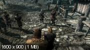 The Elder Scrolls V: Skyrim - HD Textures Pack + All DLC (2011/Rus-Eng/RePack от R.G. Catalyst)