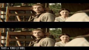 Президент Линкoльн: Охoтник на вaмпиров/Abrаham Lincоln: Vаmpire Huntеr 3D(2012) BDRip1080p/13.3 Gb[HalfOverUnder/Вертикальная анаморфная стереопара]