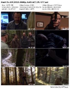 Zabójcze polowanie / Hunt to kill (2010) BRRip.XviD.AC3.PL-STF / Lektor PL + x264