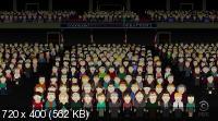 Южный парк [16 сезон] / South Park (2012) HDTV 720p + HDTVRip