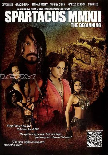 Spartacus MMXII: The Beginning / Спартак MMXII: Начало (Marcus London, Wicked Pictures)
