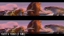 Ледниковый период 4: Континентальный дрейф / Ice Age: Continental Drift (2012) BDRip 1080p | 3D-Video | D