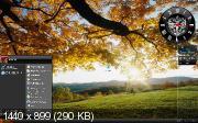 Windows XP Pro x86 SP3 VL - SATA AHCI UpdatePack 12.10.12 (10.2012/Rus)