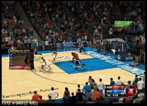 NBA 2K12 [Wineskin] (2011/ENG/MacOS)