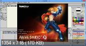 Anime Studio Pro 9.1 build 6434