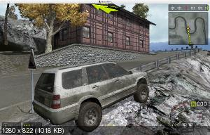 Motor M4X: Offroad Extreme (2008/MacOS/RUS/Wineskin)
