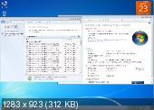 Windows 7 Home Premium SP1 Русская (x86+x64) 12.10.2012