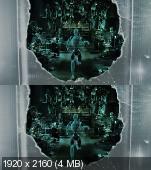 Я, робот в 3Д / I, Robot 3D Вертикальная