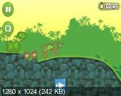 Angry Birds: Anthology + Bad Piggies (2012) PC | RePack от GRAZIT (Раздача обновлена 29.10.12)