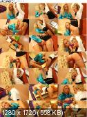 Victoria Puppy, Bella Baby - Blonde Bombshells In Fully Clothed Lesbo Heat [FullyClothedSex/Tainster] (2012/FullHD/1.10 GB)
